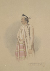 Moung Tooh. Tara-thoo-gyee, or Chief Civil Judge